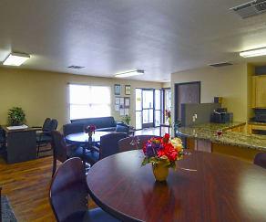 Leasing Office, Eaton Village