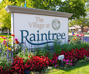 Community Signage, The Village at Raintree