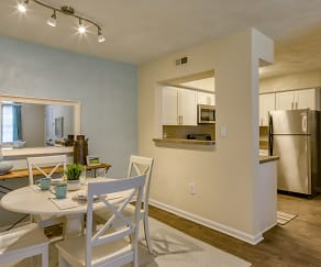 Dining Room, Arbor Trace Apartment Homes