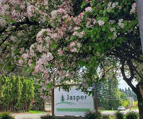 Community Signage, Jasper Place