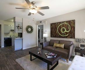 Living Room, Copper Palms