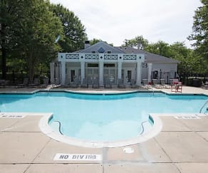 Pool, The Elms at Kendall Ridge