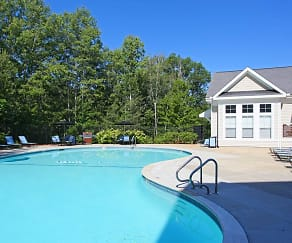 Pool, Residence at Little River