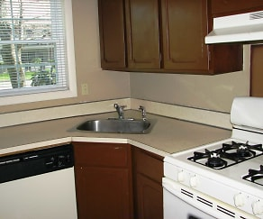 Kitchen, Wedgewood Apartments