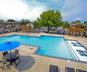 Pool, Westminster Apartments & Townhomes