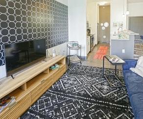 Living Room, Lockerbie Lofts