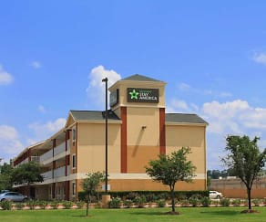 Building, Furnished Studio - Houston - The Woodlands