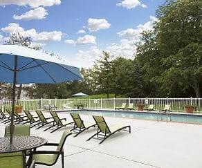 Pool, The Parks of Belleville