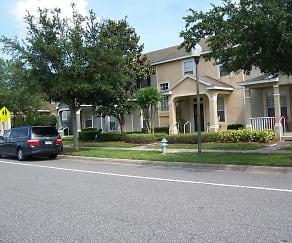 STREET OR GARAGE PARKING, 14454 BRIDGEWATER CROSSING