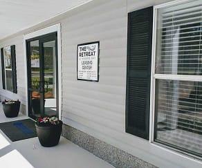 Retreat at Hidden Bay, New Hope Christian Academy, Saint Marys, GA