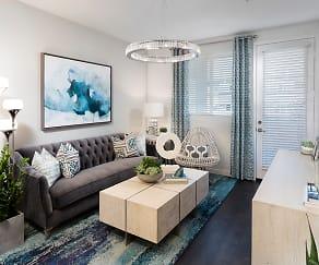 Living Room, Alexan Millenia