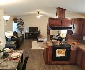 Kitchen, Maple Grove
