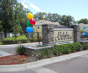 Community Signage, Palafox Landing