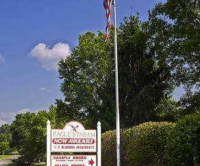 Community Signage, Eagle Stream Apartments