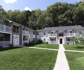 Building, Southgate Apartments