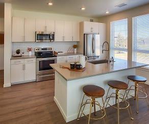 Kitchen, The Palmer Apartments