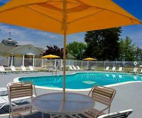 Pool, Windy Hill Key Apartments