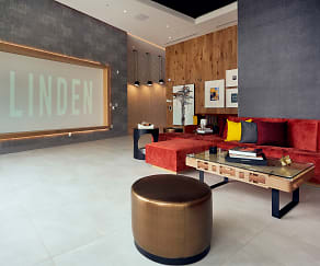 Living Room, The Linden