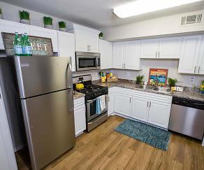 Kitchen, Lanier Landing