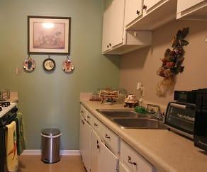 Kitchen, Audubon Village