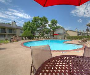 Pool, Prestonwood Apartment Homes