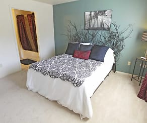 Bedroom, Silver Lake