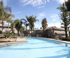 Pool, Shoreline