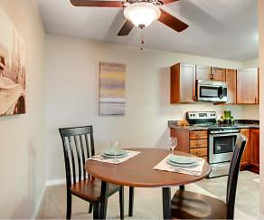 Dining Room, Cedars Lakeside