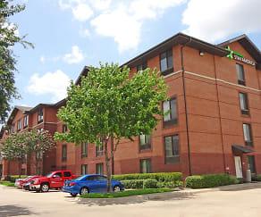 Building, Furnished Studio - Houston - Westchase - Westheimer