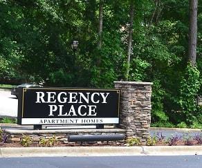 Regency Place, Reedy Creek Elementary School, Cary, NC