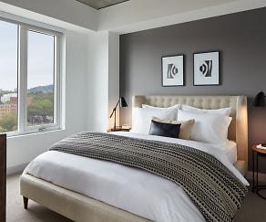 Bedroom, The Harlo