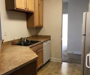 Kitchen, 2029 Silvercrest Dr Unit F