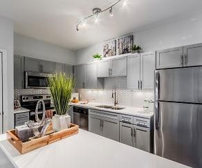 Kitchen, Urban House Apartments