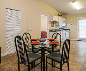Dining Room, Cottages, The