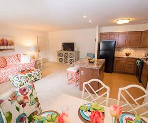 Living Room, Tall Oaks