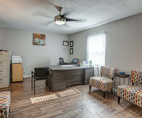 Leasing Office, Willow Park Apartments