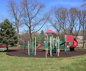 Playground, Audubon Court Apartments