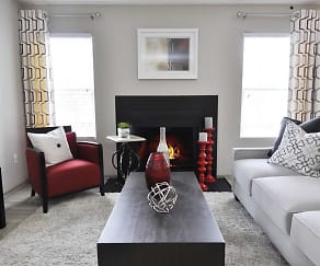 Living Room, The Metropolitan