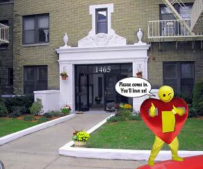 1465-Entrance.jpg, 1464 Lexington Place