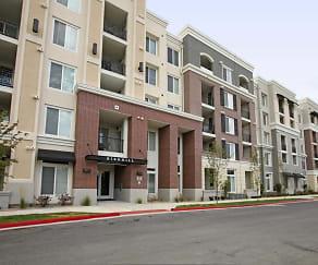 Building, Birkhill Apartments