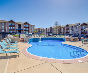 Pool, Weaver Creek Community
