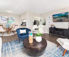 Living Room, Verse at Royal Palm Beach