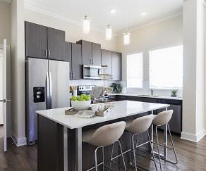 Kitchen, The Mayfair Gainesville Florida