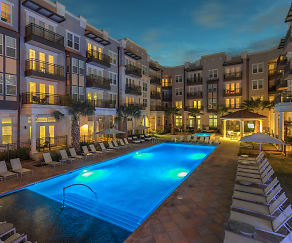 Pool, Residences at La Cantera