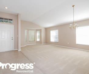 Living Room, 812 Straw Lake Dr
