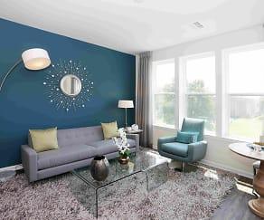 Living Room, The Allure Mineola
