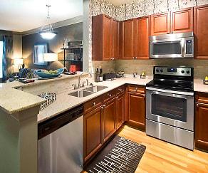 Kitchen, Gables Rock Springs