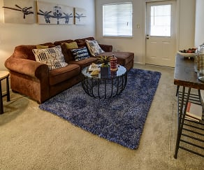Living Room, Mann Village
