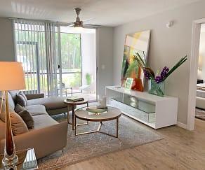 Living Room, Advenir at Aventine