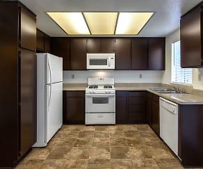 Kitchen, Linden Court